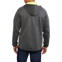 RSJ Charcoal Grey Heather back