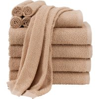 Vallejo Tan Towel 25in wide 50 in height