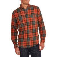 faded glory rough orche plaid