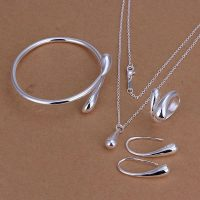 -silver-plated-drop-jewelry-sets-necklace(1)