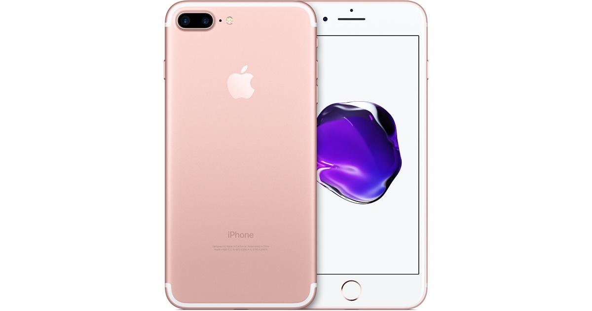 Apple iPhone 7 Plus 128GB Rose Gold – Shop Wazobia b48c2cced5b