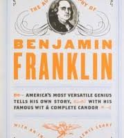 The autobiography of Benjamin Franklin (with an introduction by Lewis Leary)